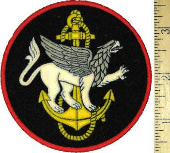Sleeve Patch for 810th Brigade of Marines.