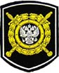 Sleeve Patch for Public Security Service of the Ministry of Internal Affairs (MVD).