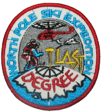 North Pole Ski Expedition - Last Degree